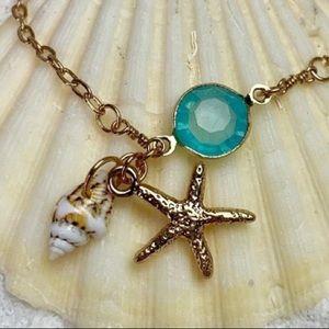 Sea Shell Charm Bracelet *Sale - Jewelry 3/$15*